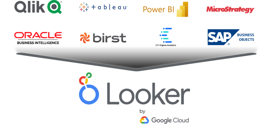 Migrate from your Legacy BI to Looker